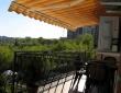 Маркиза на балконе