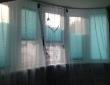 78. Сочетание Штор плиссе и тюля в детской комнате