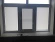 43. Рулонные каcсетные шторы UNI в частном доме