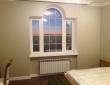 45. Окно в спальне до монтажа штор