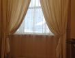 51. Окно на кухне со шторами
