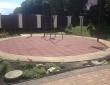 Резиновая плитка / спортивная площадка