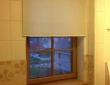 Рулонная штора в ванной комнате_2