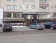 """10. Летнее кафе """"CENTRAL PERK KAFE"""", г.Саратов, ул.Вольская, две маркизы 7 и 6 м, освещение и обогреватели, вид спереди"""