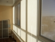 72. Рулонные Нано-шторы и автоматические шторы плиссе на лоджии