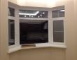 50. Окно на кухне до монтажа штор