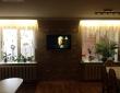58. Кухонные шторы в кухне-столовой